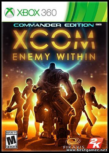 XCOM: Enemy Within [RUSSOUND] [Freeboot]
