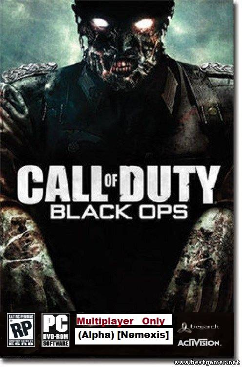 Call of Duty Black Ops - Multiplayer Only (Alpha) [Nemexis] (RUS) [Repack]