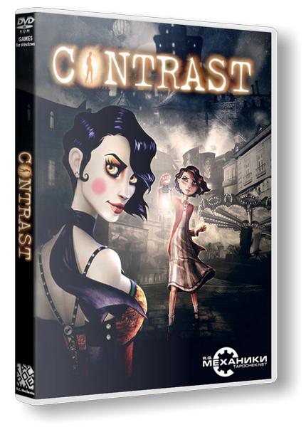 Contrast (RUS|ENG) [RePack] �� R.G. ��������