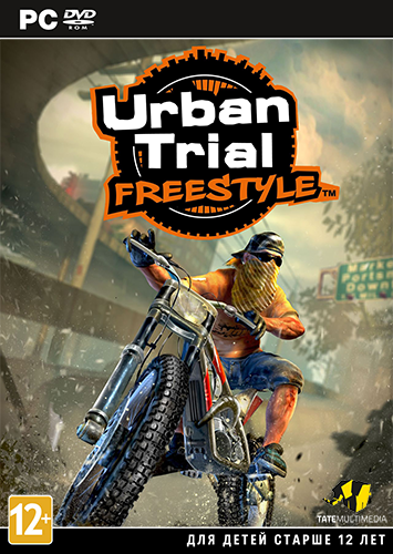Urban Trial Freestyle (v 1.0.2 / DLC) (ENG/RUS/MULTI7) [SteamRip]