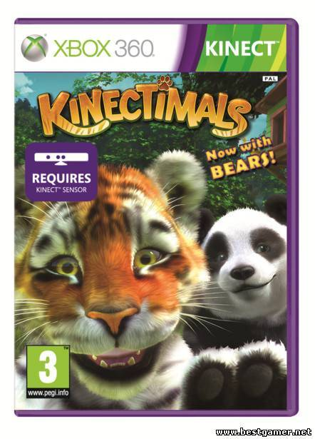 [XBOX360] Kinectimals[KINECT] [Ru] [Freeboot]