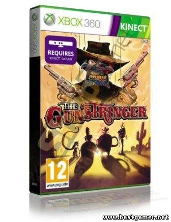 [XBOX360]The Gunstringer [KINECT] [Ru/En] [Freeboot]