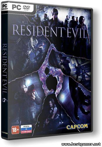 Resident Evil 6 Complete Pack (1.0.6.165) (2013)[Steam-Rip]