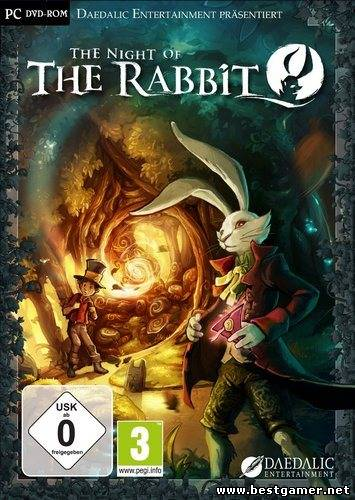 The Night of the Rabbit - Premium Edition (v 1.2) ) (ENG/RUS/MULTI9) [SteamRip]