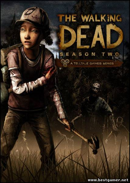 The Walking Dead: Season 2 [RePack] от R.G. Механики