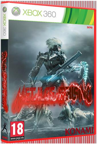 Metal Gear Rising: Revengeance [Region Free / ENG] LT+3.0 (XGD3/15574)