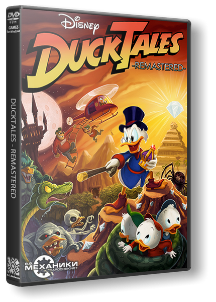 DuckTales: Remastered RePack от R.G. Механики