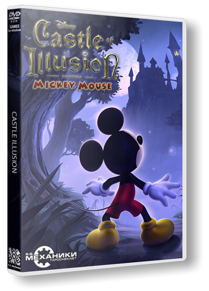 Castle of Illusion Starring Mickey Mouse (2013) РС | RePack от R.G. Механики