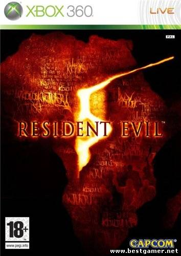 [JTAG/FULL] Resident Evil 5 [GOD/Russound]