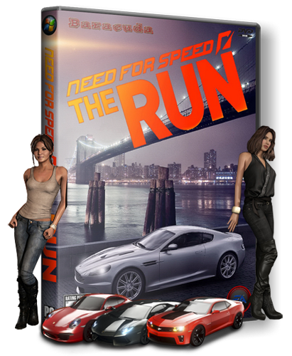 Need For Speed: The Run (2011) [En/Ru] (1.1) Repack R.G. Games
