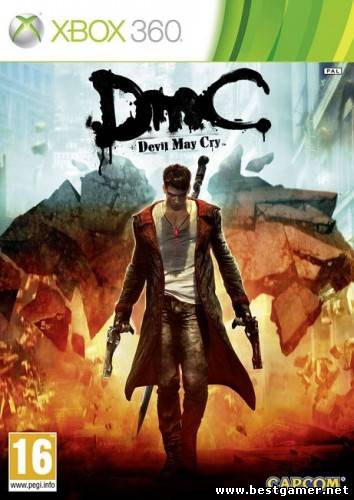 [JTAG/FULL] DmC: Devil May Cry [JtagRip/Rus] [Repack]