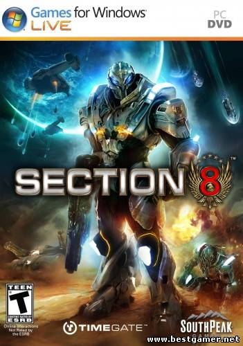 Section 8 [RePack] [RUS / ENG] (2009)