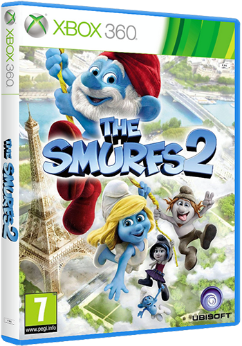 [JTAG/FULL] The Smurfs 2 [GOD/Eng]