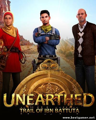 Unearthed: Trail of Ibn Battuta Episode 1 - Gold Edition (RUS/ENG/MULTi18) [P]