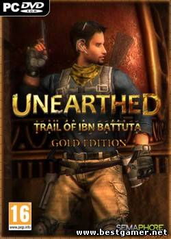 Unearthed: Trail of Ibn Battuta: Episode 1 - Gold Edition [2014, RUS, ENG/ENG, Repack] �� Decepticon