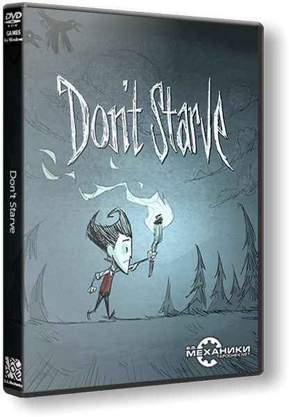 Don't Starve (2013) PC | RePack �� R.G. ��������