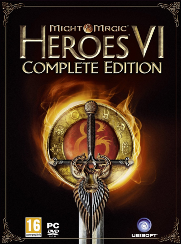 Might and Magic Heroes VI: Complete Edition \ Меч и Магия Герои VI: Полное Издание [DL] [Steam-Rip] - Origins