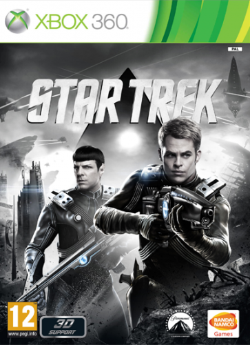 [JTAG/FULL] Star Trek [JtagRip/Rus]