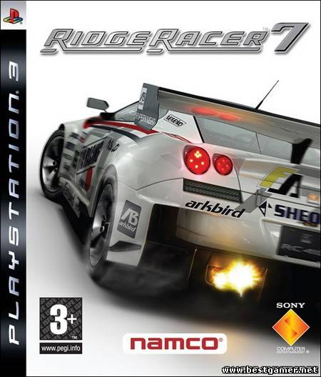 (PS3) Ridge Racer 7(Cobra ODE / E3 ODE PRO)