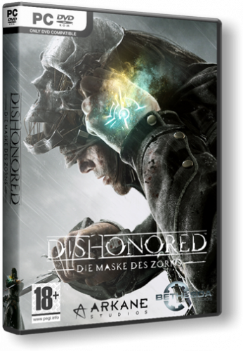 Dishonored -Game of the Year Edition (RePack от R.G.BestGamer.net) [v 2.0 + 4 DLC] RePack