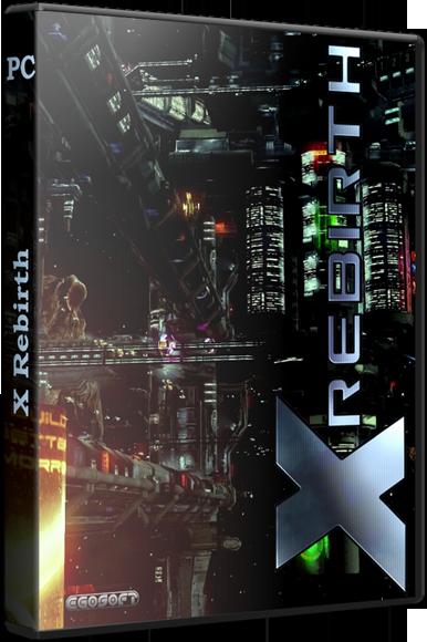 X Rebirth (2013) PC | Steam-Rip от R.G. Игроманы