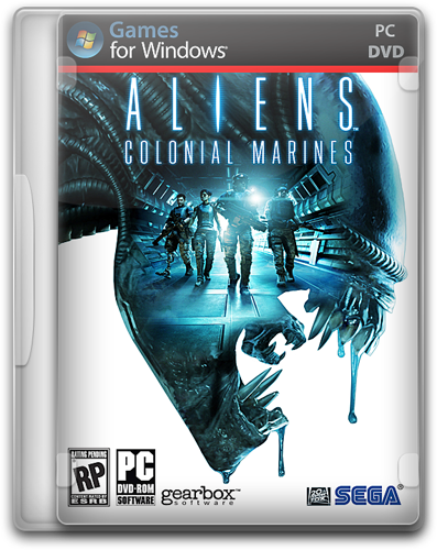 Aliens Colonial Marines Collector's Edition-PROPHET