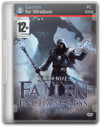 Elemental: War of Magic | Fallen Enchantress | Legendary Heroes(Rus/Eng) [P|RePack]