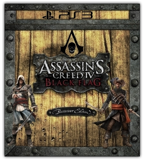 [PS3] Assassin's Creed IV [PAL] [RUS\ENG] [Repack] [3хDVD5]от 09.01.14