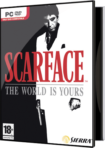 Scarface: The World is Yours (2006) [En/Ru] (1.0) Repack R.G. Games