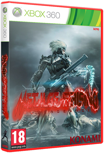 Metal Gear Rising: Revengeance [Region Free / ENG] LT+3.0