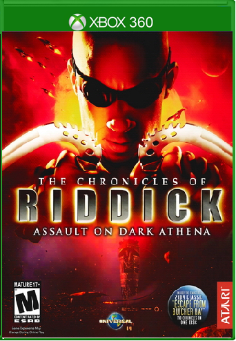 Chronicles of Riddick: Assault on Dark Athena [PAL][RUS][LT+1.9 / LT+2.0 / LT+3.0]