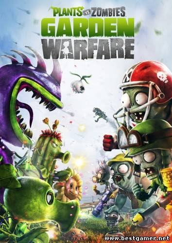 Скачать торрент Plants vs. Zombies Garden Warfare PC / ПК (Ubisoft) (ENG/MULTI) [Origin-Rip] [L]
