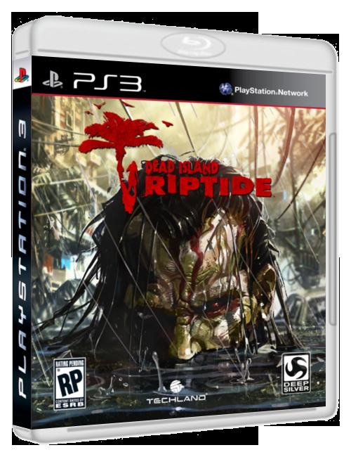 [PS3] Dead Island: Riptide [RUS] [Repack] [1хDVD5]