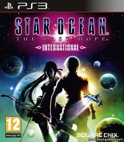 [PS3]Star Ocean: The Last Hope [Cobra ODE / E3 ODE PRO ISO]