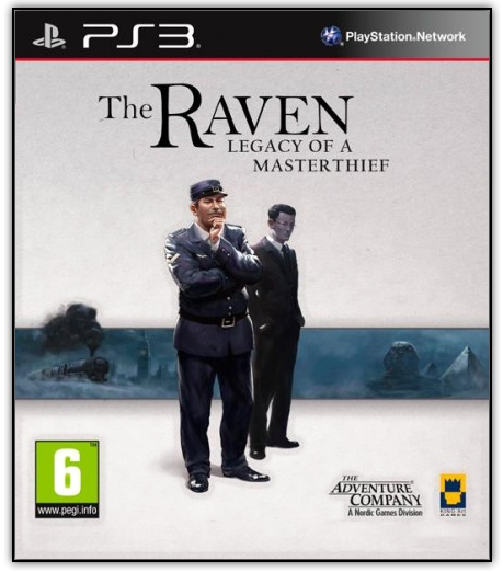 The Raven: Legacy of a Master Thief [PAL] [ENG] [Repack] [2xDVD5]