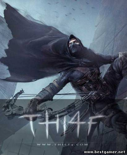 Скачать торрент Thief 2014 PC / ПК  (RUS/ENG/MULTI) [Steam-Rip] [L]
