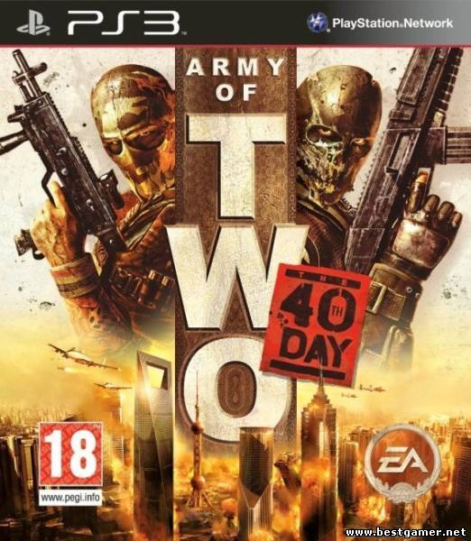 Army of Two: The 40th Day[3.01] [Cobra ODE / E3 ODE PRO ISO]