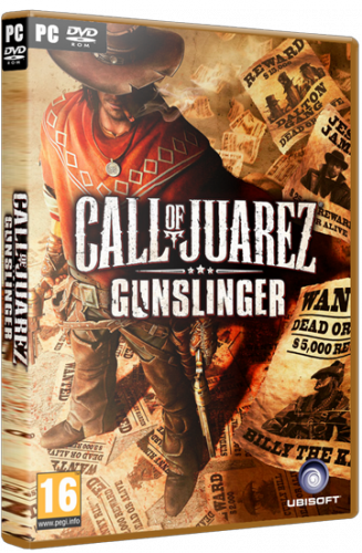 Call of Juarez: Gunslinger (2013) [Ru/Multi] (1.0.4/DLC) Repack R.G. Games