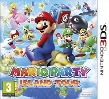 (Nintendo 3DS)Mario Party: Island Tour от (BESTiaryofconsolGAMERs)