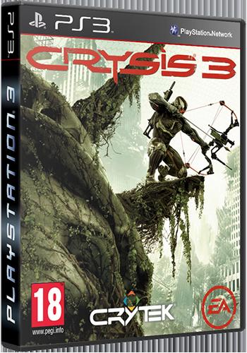 Crysis 3[[Ru/En] [4.31] [3k3y ODE ISO]