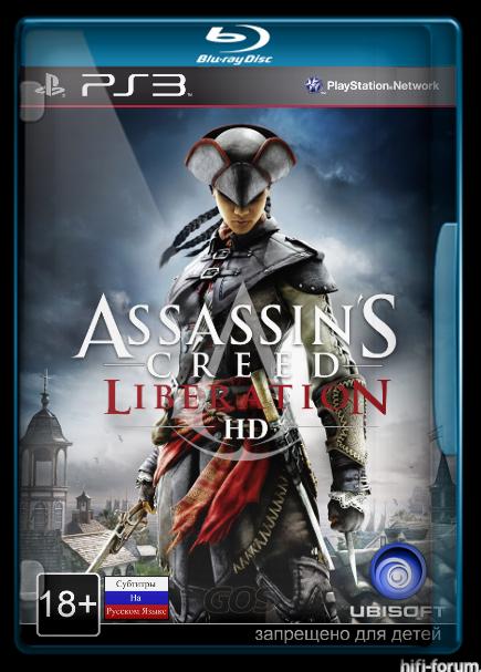 Assassin's Creed: Liberation HD(от BESTiaryofconsolGAMERs) [RUS] [REPACK]