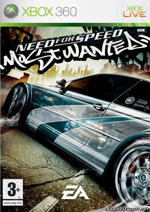 Need For Speed: Most Wanted [NTSC/ENG] [TFG]
