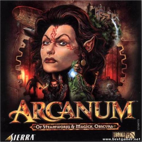 Arcanum: Of Steamworks and Magick Obscura (Sierra) (ENG) [L|GOG]