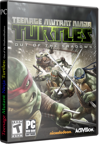Teenage Mutant Ninja Turtles: Out of the Shadows (2013) PC   Лицензия