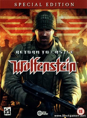 Return to Castle Wolfenstein - Game of the Year Edition (RUS\ENG] [P]