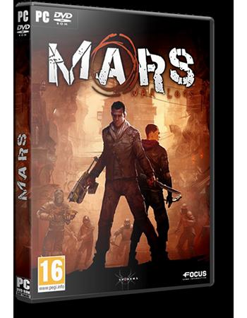 Mars: War Logs [v 1.0.1736] (2013) PC | Steam-Rip