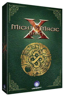 Might & Magic X - Legacy. Digital Deluxe Edition [2014, RUS, Multi15/ENG, Repack] от Decepticon