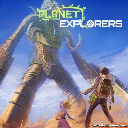 Planet Explorers (ENG) [build 0.72 Full] [Alpha/Steam Early Acces]