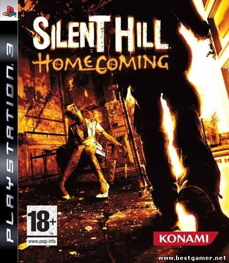 Silent Hill: Homecoming[RUSSOUND][P] [Cobra ODE, 3k3y ODE, E3 PRO ODE]