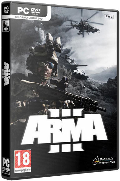 Arma 3. Digital Deluxe Edition [Update 7] (2013) PC | RePack от z10yded